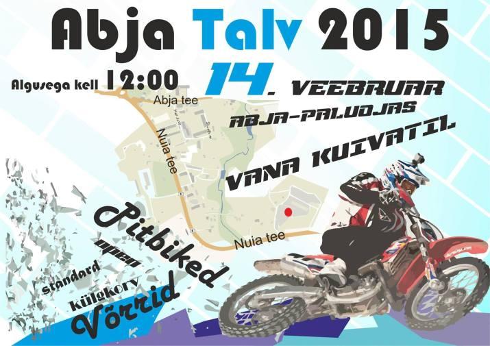 """14.02 """"Abja Talv 2015 – kondid soojaks"""""""