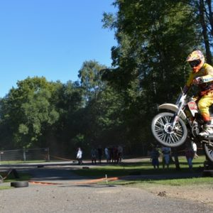 Pärnu-Jaagupi võrrivõidusõit 5. sprindi etapp