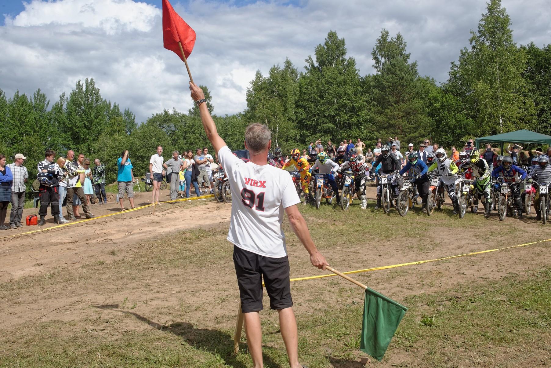 18. August Saaremaa, sprindisõidu V etapp!