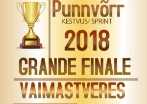 Punnvõrri karikasarja Grande Finale 2018