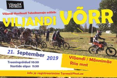 Viljandi voor 2019
