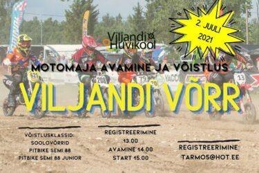 Viljandi voor 2021